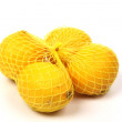 Lemon in net — Stock Photo #5127268