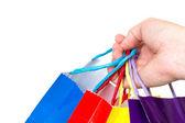 Shoppping çanta — Stok fotoğraf