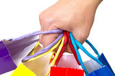 Shoppping bags — Stockfoto