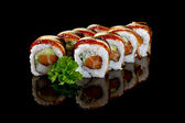 Set of sushi maki — Stock Photo