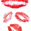 Collection of lips — Stock Photo #4963609