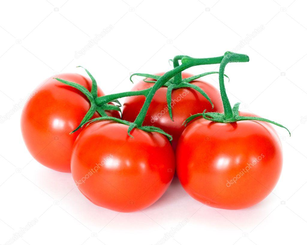 красный помидор картинка для детей