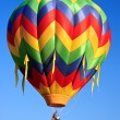 hot luft ballong — Stockfoto #5137689