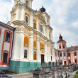Former Jesuit College in Kremenets — Stock Photo #4470575