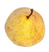 Big yellow pear — Stock Photo
