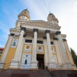 Greek Catholic Cathedral in Uzhhorod City. — Stock Photo