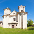 Old church (Sydoriv village, Ternopil region, Ukraine) — Stock Photo
