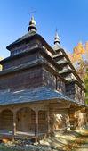 木教会 — 图库照片