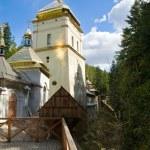 Christian monastery — Stock Photo #4544294