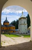 Mosteiro cristão — Foto Stock