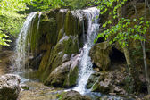 "Waterfall ""Sribni Struji"" — Stock Photo"