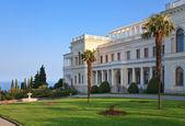 Livadia Palace (Crimea, Ukraine). — Stock Photo