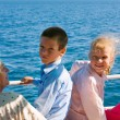 Sea sightseeing — Stock Photo