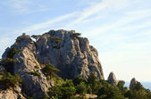 Paisaje de rocas — Foto de Stock