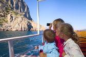 Sea sightseeing — Stock Photo