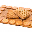 Biscuits — Foto Stock