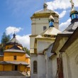 Christian monastery - Stock Photo