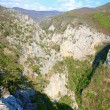 Spring Great Crimean Canyon landscape (Ukraine). — Stock Photo
