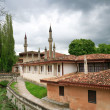 Bakhchisaray Khan's Palace (16th century) - Stock Photo