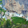 Bakhchisaraj town  (Crimea, Ukraine) - Stock Photo
