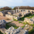 Evening Chersonesos (ancient town) - Stock Photo