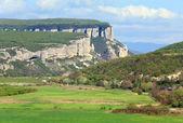 Spring Crimea Mountain landscape — Stock Photo
