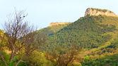 Mangup Kale mountain view (Ukraine) — Stock Photo
