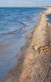 Praia do mar — Fotografia Stock