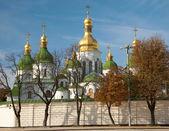 Cena de cidade de kyiv — Foto Stock
