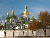 Kiev şehri sahne — Stok fotoğraf