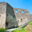 ruines de l'ancienne forteresse — Photo