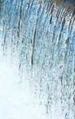 макрос водопада (фон) — Стоковое фото
