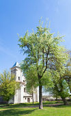 Old church (Sydoriv village, Ternopil region, Ukraine) — Stock Photo