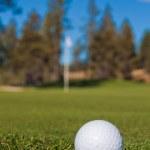 Golf close up — Stock Photo