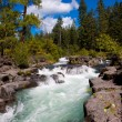Lavfilters, Rogue river — Stock Photo #4563051