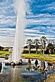 California Geyser — Stock Photo
