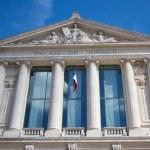 Palais de Justice — Stock Photo #4434750