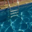 Stock Photo: Edge of swimming pool