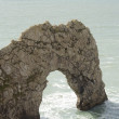 Durdle Door arch — Stock Photo