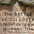 Battle of Culloden — Stock Photo