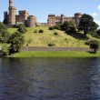 Stock Photo: Castle at Inverness