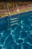 Edge of swimming pool — Stock Photo