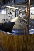 Brewing beer — Stock Photo