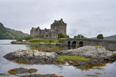 Scottish Highland castle — Stock Photo