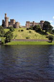 Castle at Inverness — Stock Photo