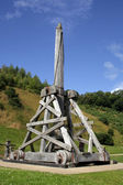 Siege engine — Stock Photo