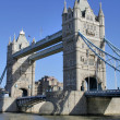 London's Tower Bridge — Stock Photo