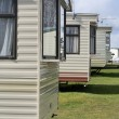 Stock Photo: Mobile homes