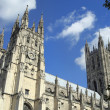 Stock Photo: Canterbury Cathedral
