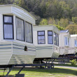 Mobile homes — Stock Photo #4478377
